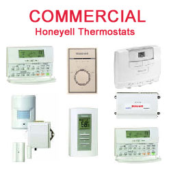 Commercial Honeywell Thermostats Raleigh North Carolina NC