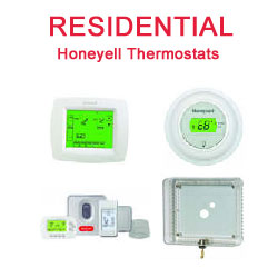 Commercial & Residential Honeywell Themrostats